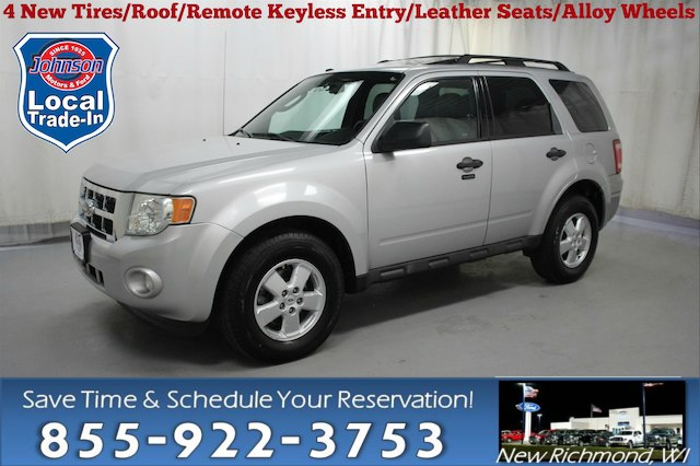 Pre Owned 2009 Ford Escape Xlt 3 0l