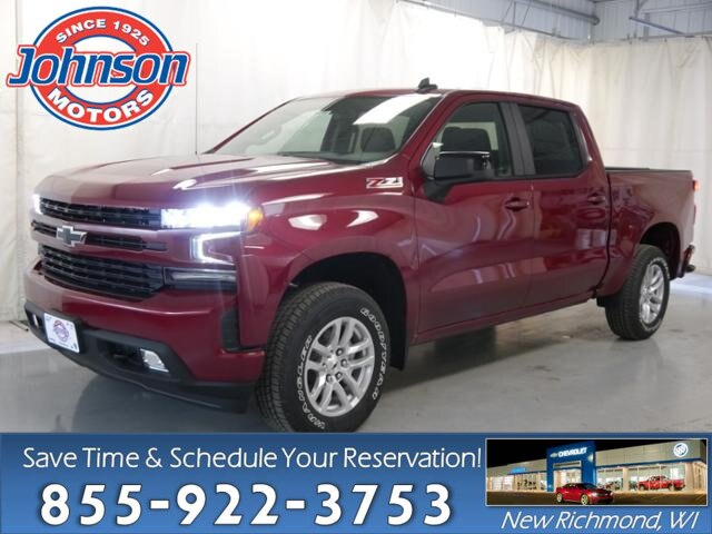 New 2019 Chevrolet Silverado 1500 Rst Truck In New Richmond 69354