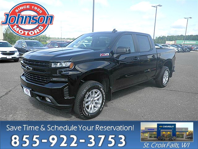 New 2019 Chevrolet Silverado 1500 Rst Truck In New Richmond 69353