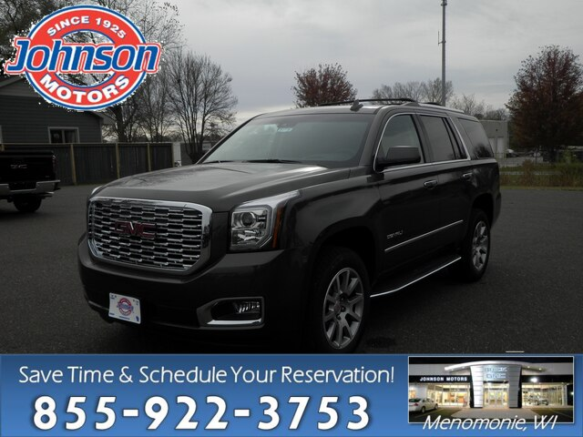 New 2019 Gmc Yukon Denali Suv In New Richmond 52730 Johnson