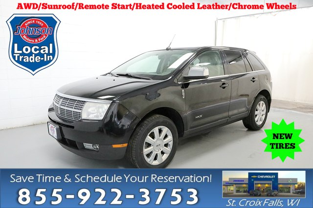 Pre-Owned 2008 LINCOLN MKX