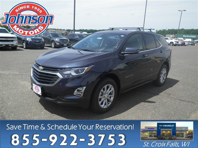 New 2018 Chevrolet Equinox LT w/1LT FWD