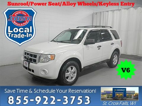Pre-Owned 2009 Ford Escape XLT 3.0L