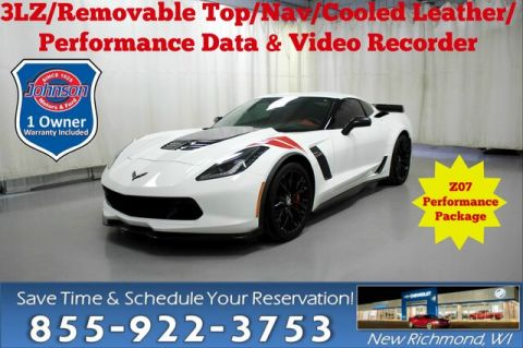 Pre-Owned 2017 Chevrolet Corvette Z06