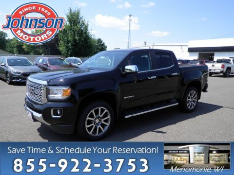 New 2018 GMC Canyon Denali